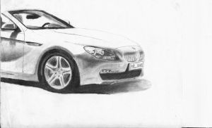 BMW 6 Series by sneakyponybrony