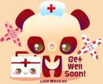 Get well soon by Minty-Kitty-Art