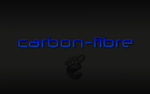 Carbon-Fibre-Blue-Gnome .xcf by drankinatty