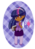 Twilight Sparkle by Persnicketese