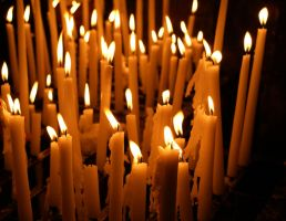 Many Candles 11054611 by StockProject1