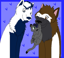 For my Mumzy and Dadzy by boxes-of-foxxes