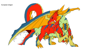 100-10 Themes! - Dragon Adopt - Adopted by Feralx1