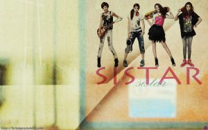 Sistar - rock star by Sweetkrystyna
