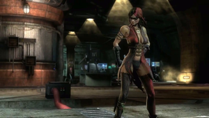 Injustice: Gods Among Us - Harley Quinn by TheRumbleRoseNetwork