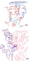 Gay Butts by PercyOfNom