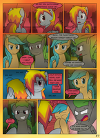 MLP FIM STARS Chapter-4 Stickers Page-57 by MultiTAZker