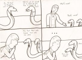 'Snake Love' extra by Kahlan-Lilith