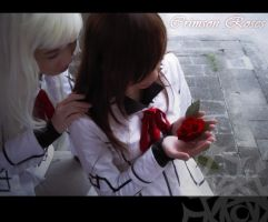 Yuki Kuran and Maria Kurenai by CrimsonRosesCosplay