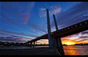 Bolte Sunset by WiDoWm4k3r