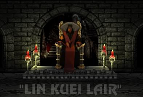 Old Arena: Lin Kuei Lair by blacksaibot