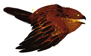 Magma Bird by sterlingy