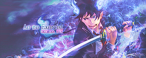 Ao no Exorcist by hagane-girl