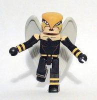 Justice Lords Hawkgirl Custom Minimate by luke314pi