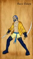 Daario Naharis by serclegane