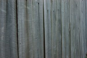 Wood Fence by hhjr