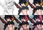 Ryuko Matoi Process by magion02
