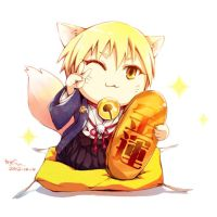 KUROKO - Fortune Fox KISE by Sa-do