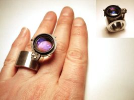 ring a day 34...eye spy by noformdesign