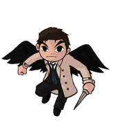 Wind Waker Castiel by IronManWristwatch