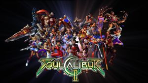 SoulCalibur II Characters by FARetis