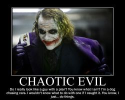Chaotic Evil Joker 2 by 4thehorde