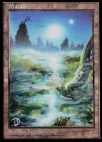 Mirage Swamp - II by MD-Arts