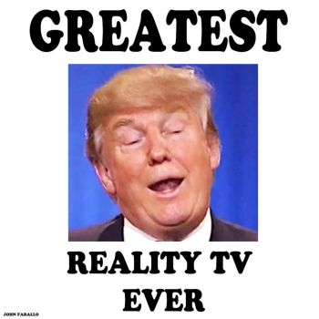 Greatest Reality Tv Ever by JohnFarallo