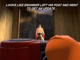 tf2 engineer by bazexp