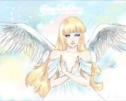 May The Angels be With You by Luisabel123