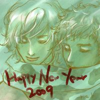 New Year 2009 by deepseabed