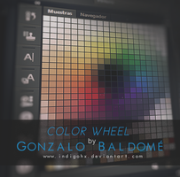 Color wheel for Ps by G B by Indigohx