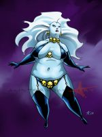 Lady Death+ by Caveatscoti