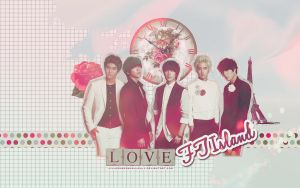 FTIsland Wallpaper by KillerMarshmallow-x