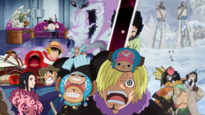 One Piece episode 591 by ramistar