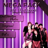 MEGA PACK 300 WATCHERS by Fucking-CatchMe