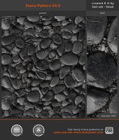 Stone Pattern 24.0 by Sed-rah-Stock