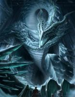 Dragon Glass by JimmyZhang