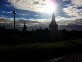 Dunfermline Town Centre by br00tal-love