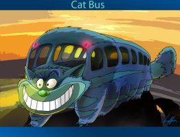 The Cat Bus by cgkevin