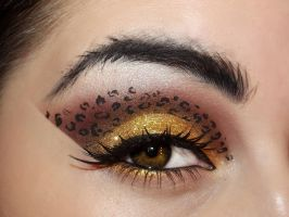 Eye of the Leopard by KikiMJ