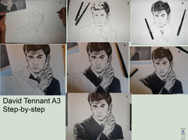D.T. Step-by-step by Destroma