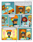Galactiquest Issue 1, pg 2 by bulgariansumo