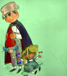 over the garden wall by X3carlyX3