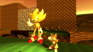 Alright, Tails! Let's do it to it! by Sonicfan84