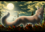 T:. A magnificent moonlight by Soyala-Silveryst
