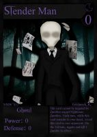NecroMasters - NMW - 013 - Slender Man by PlayboyVampire