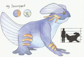 Swampert by Reapoke