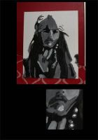 captain jack sparrow by mojo01