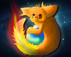 Firefox by DawnOfTheTigress